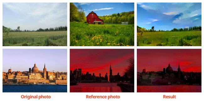 Deep Photo Style Transfer