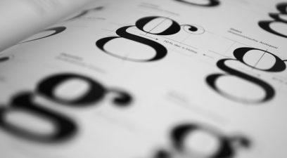 Тестирование шрифтов